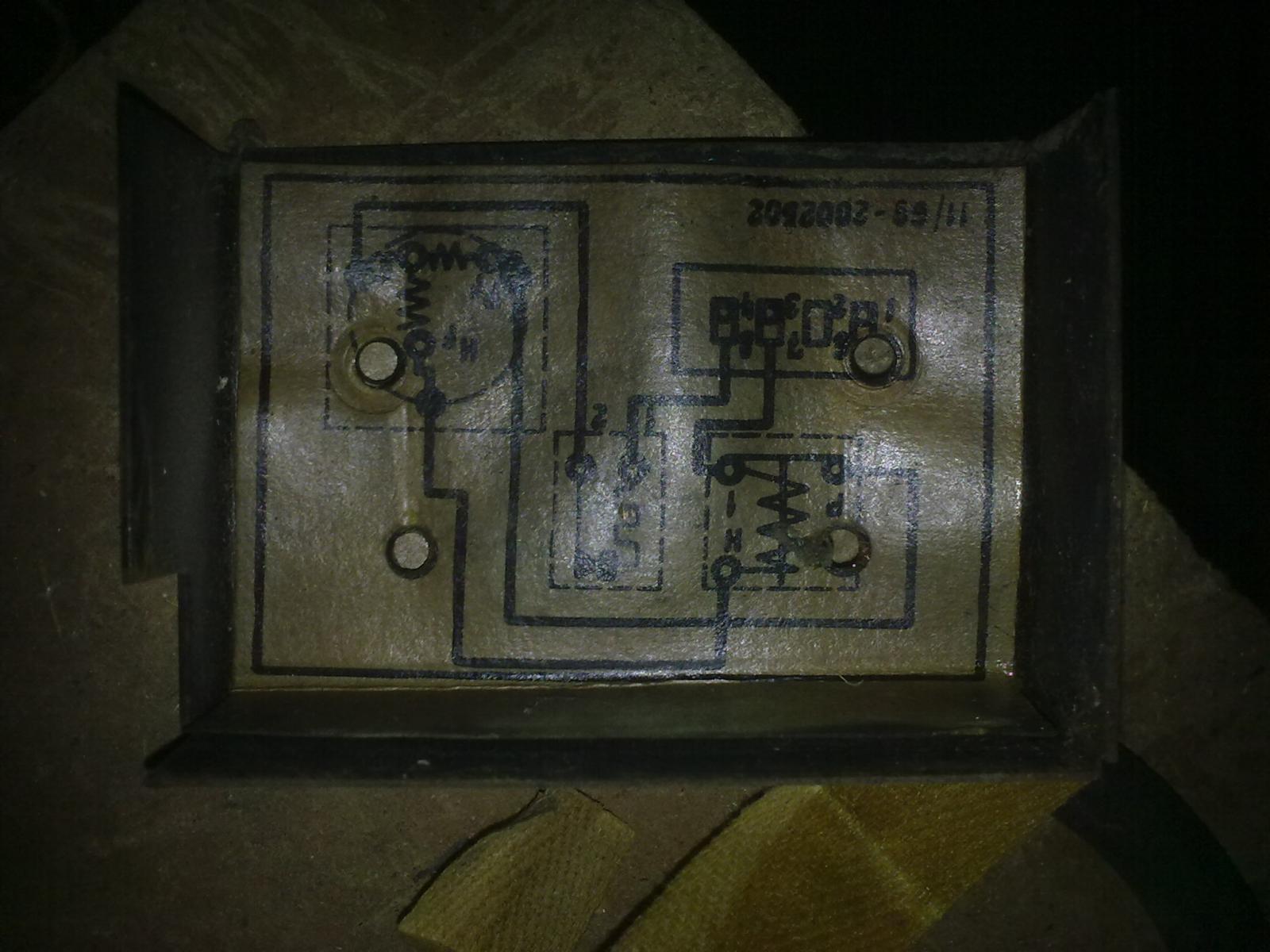 схема защиты электродвигателя от сгорания 380в