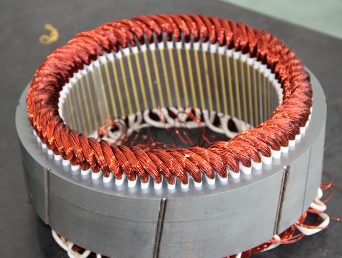 генераторы на магнитах фото