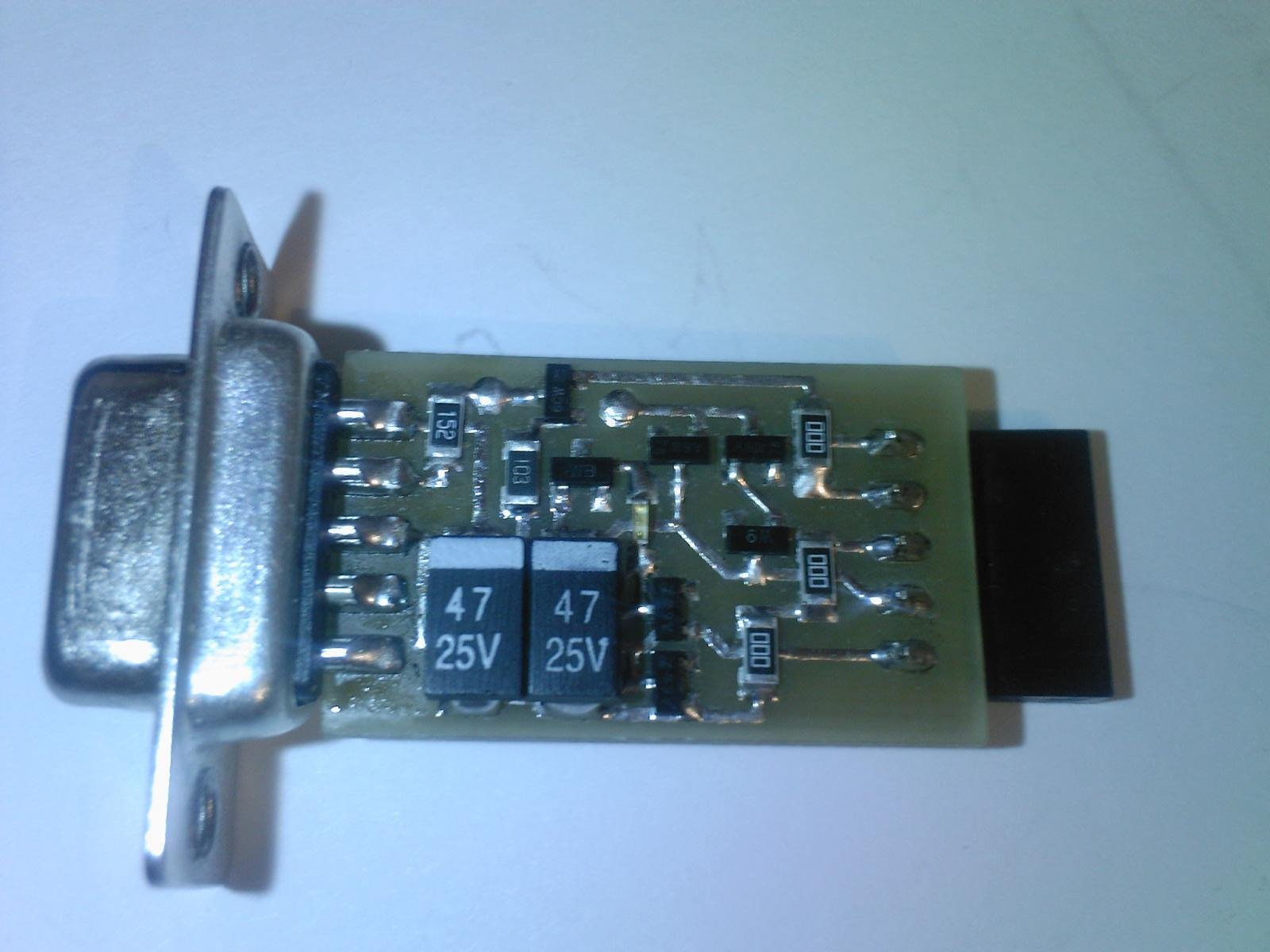 Программатор 27c256 своими руками