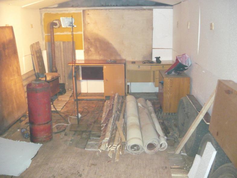 Газовая печь для гаража своими руками
