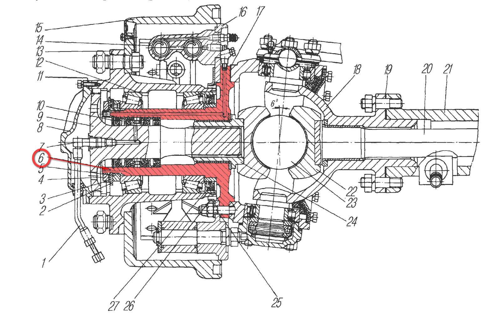 Схема передней ступицы уаз патриот