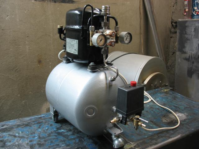 Как сделать вакуумный насос из компрессора своими руками