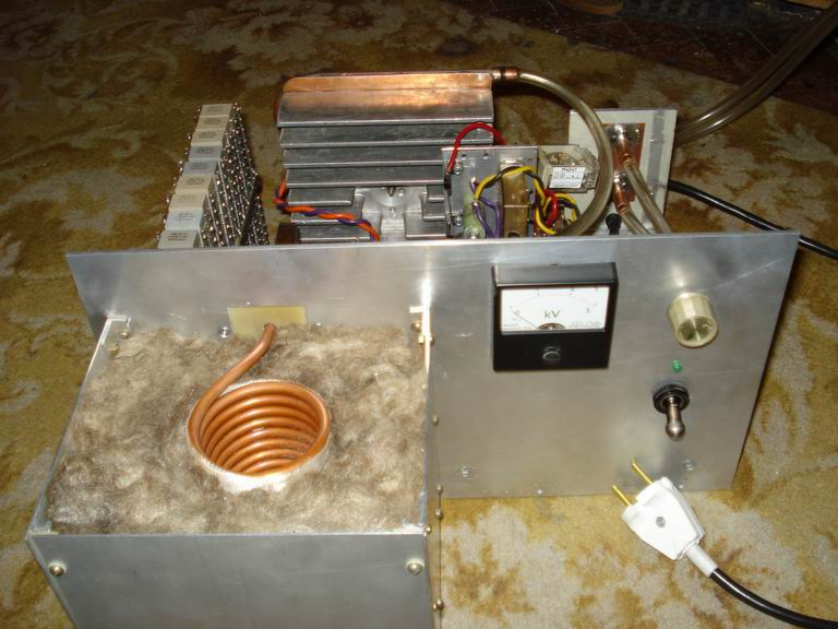 Инвертор для плавки металла