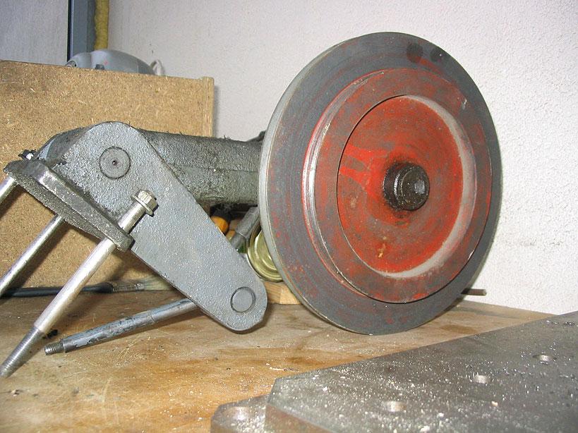 Как сделать шкив для электродвигателя 25