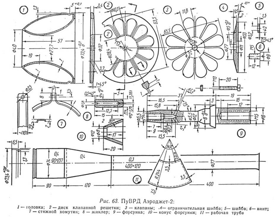 Электродвигатель своими руками чертежи