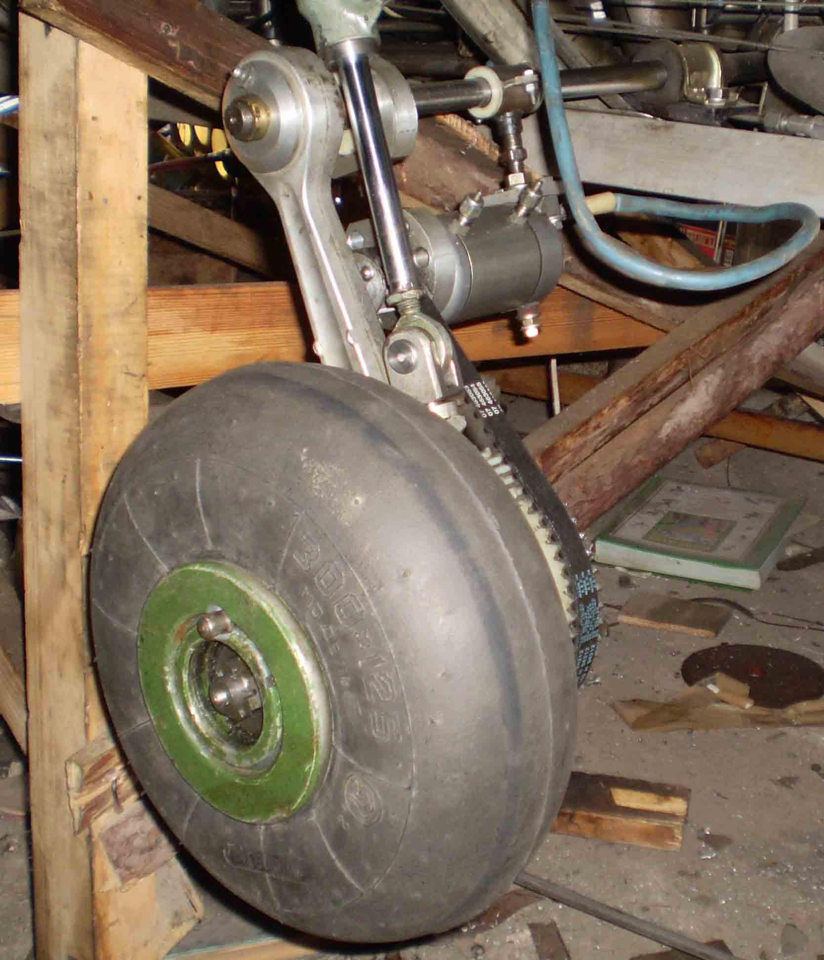 Электропривод для коляски своими руками 965