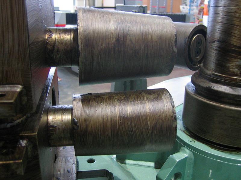 Изготовление Спирали Шнека Штамповкой