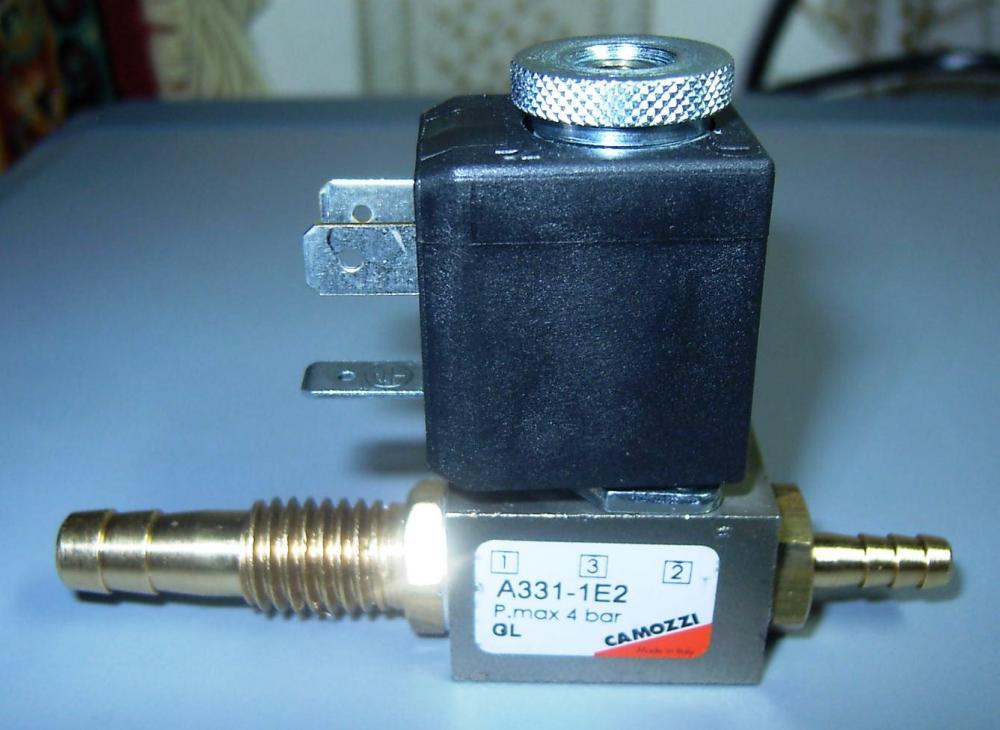Электроклапан для воды 12 вольт