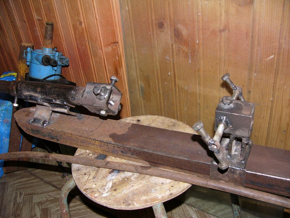 Самодельное приспособления для ковки своими руками 788