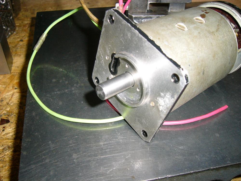 Как удлинить вал электродвигателя своими руками 22