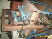 Самодельные станки для холодной ковки: SSA40114.JPG