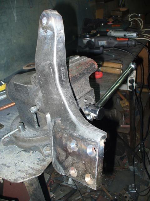 Удлинение рулевой тяги: какой материал выбрать? - Металлический форум