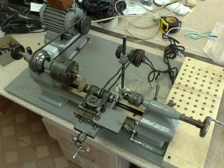 Станок часовой токарный т-28: imagejpg