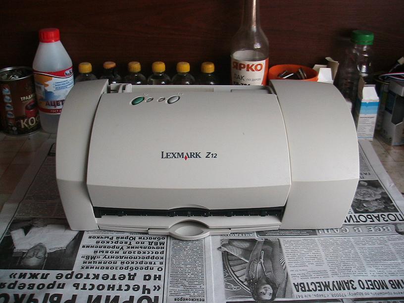 Печатные платы струйный принтер