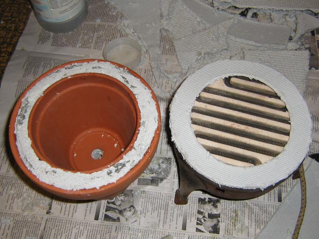 Муфельная печь керамики своими руками 89