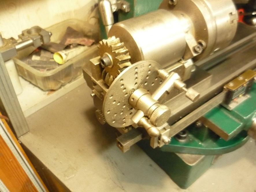 Делительная головка для токарного станка своими руками