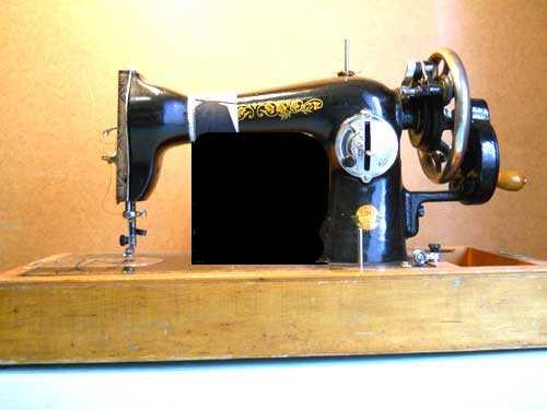 Ремонт ручных швейных машин  подольск