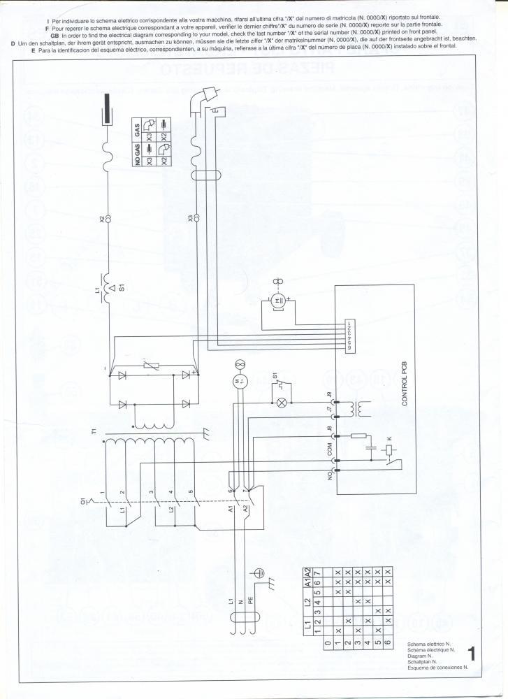 Инструкцию Blueweld Combi 162 Turbo