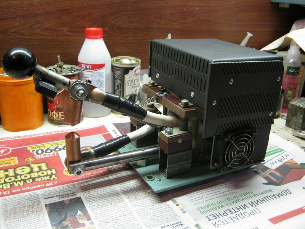 Инверторный сварочный аппарат из микроволновки своими руками