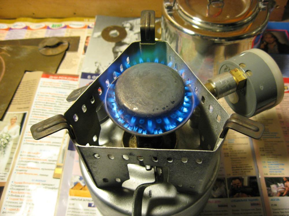 Газовые рассекатели своими руками 37