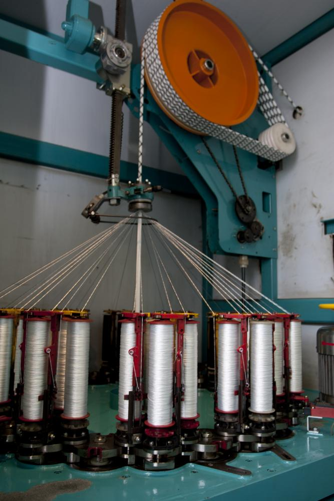 Станок для плетения канат
