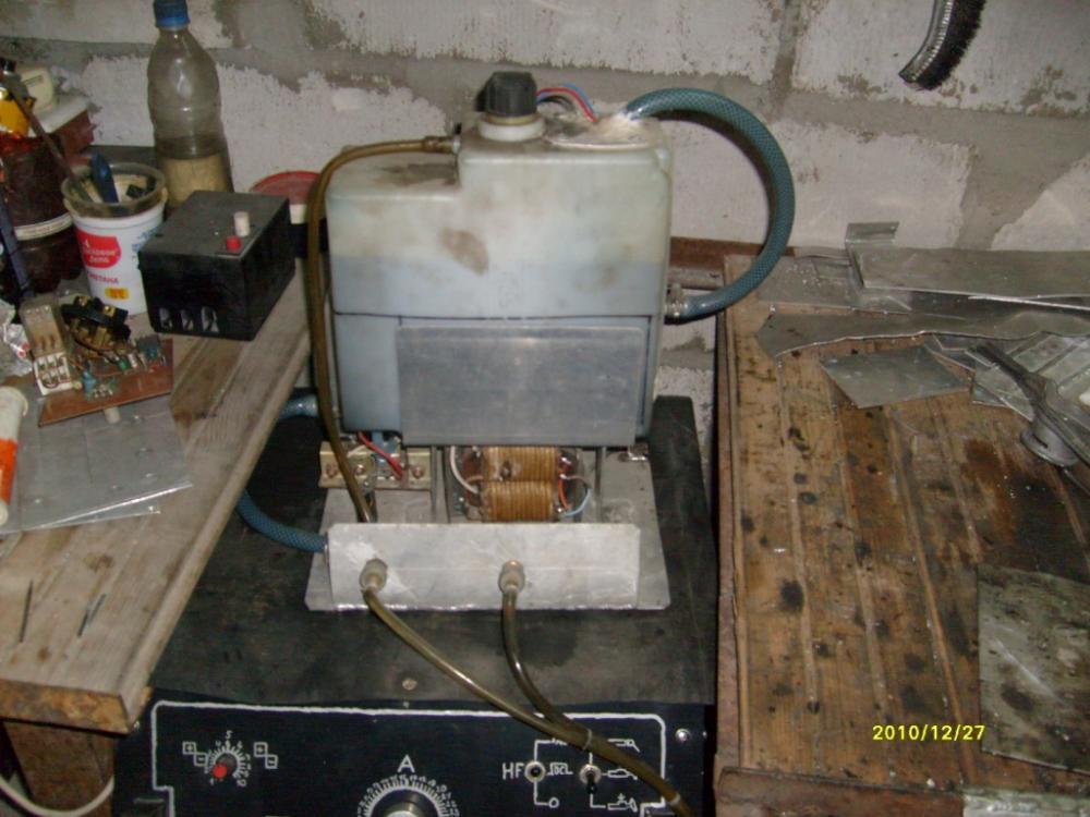 Колхозим блок охлаждения горелки - Металлический форум - Страница 26