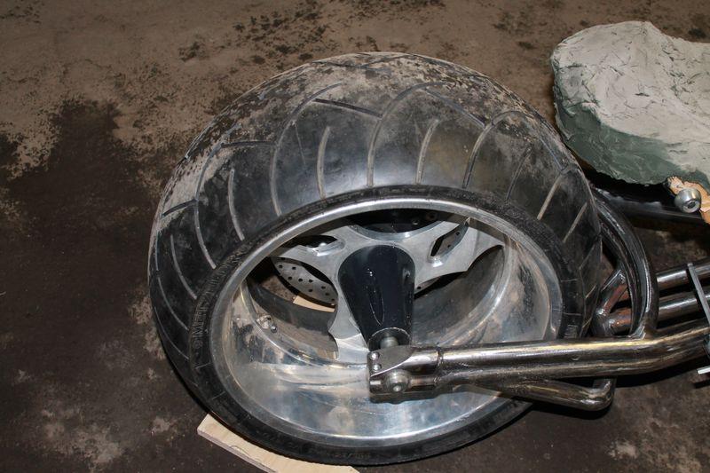 Как сделать диски для мотоциклов