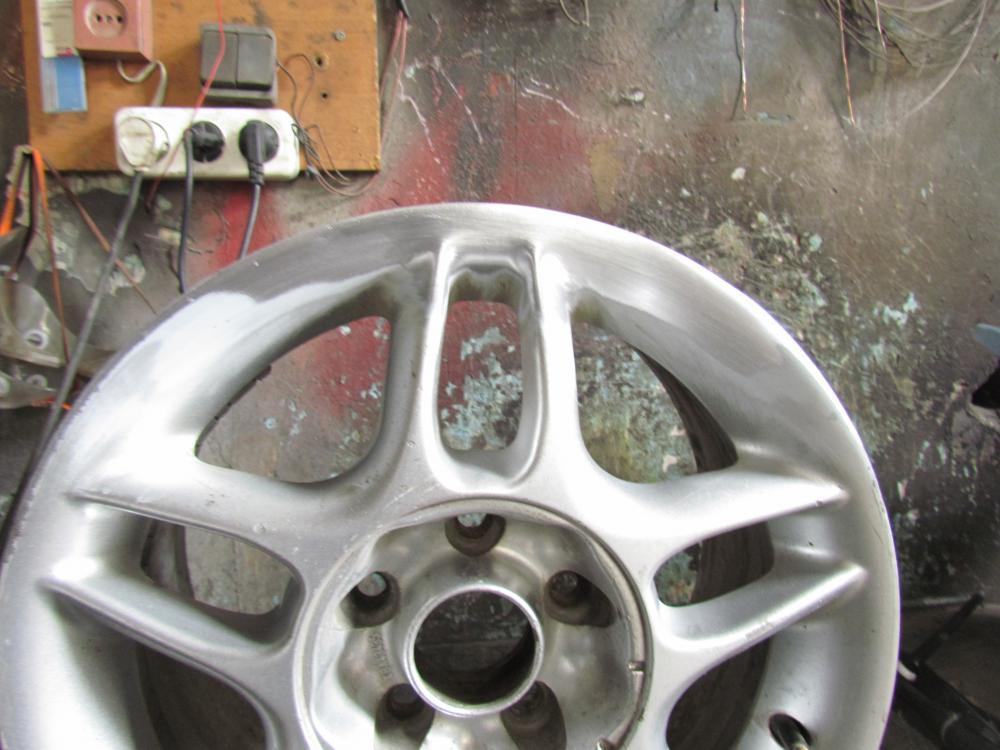 Сварка колесных дисков - Металлический форум - Страница 39