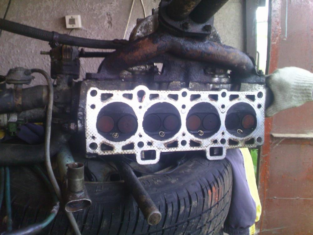 Ваз 2106 капремонт двигателя своими руками 25