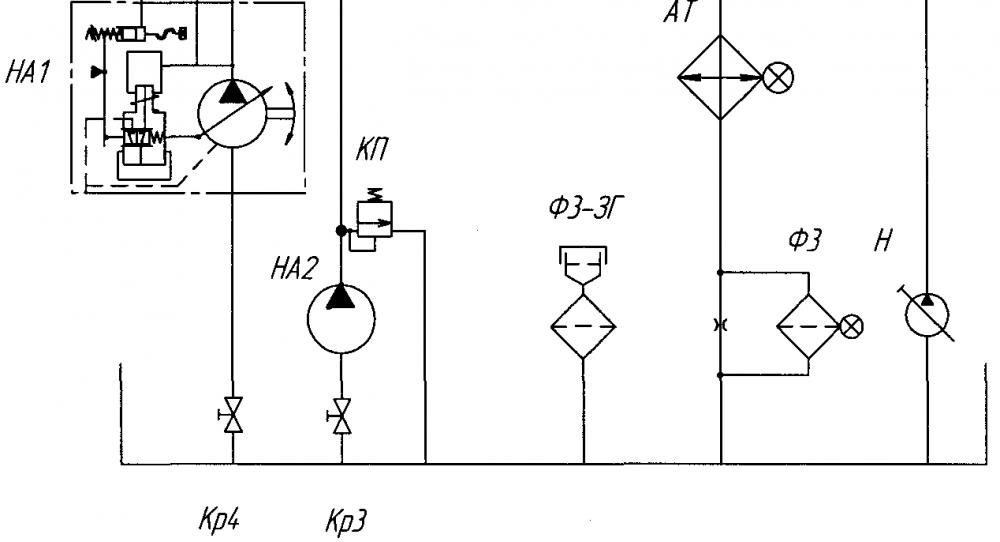 Обозначение теплообменника на гидравлической схеме теплообменник нн орел