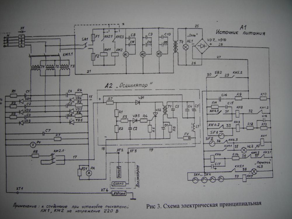 Плазморез из сварочного трансформатора
