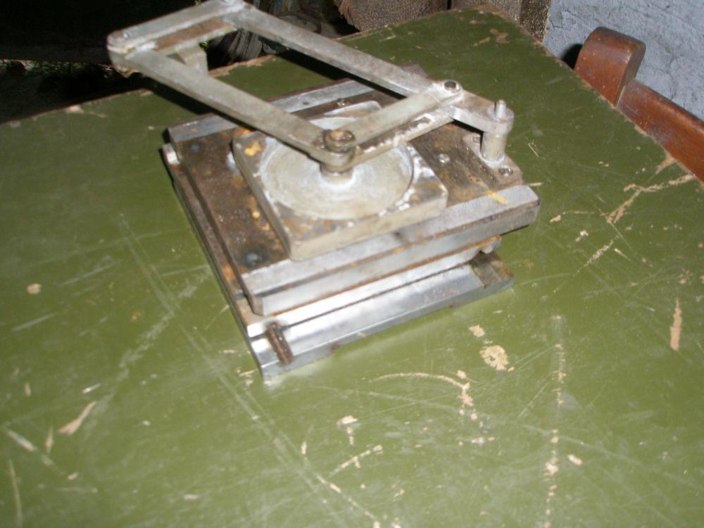 пресс форма для технопланктона купить в минске