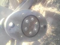 Самодельный консольный кран для строительства.: DSC00164.JPG