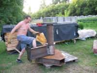 Самодельный консольный кран для строительства.: IMG_0200.jpg