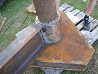 Самодельный консольный кран для строительства.: IMG_0202.jpg