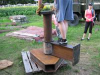Самодельный консольный кран для строительства.: IMG_0204.jpg