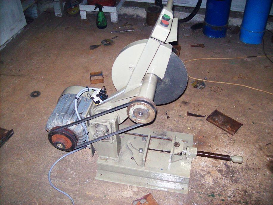 Самодельные станки для резки металла