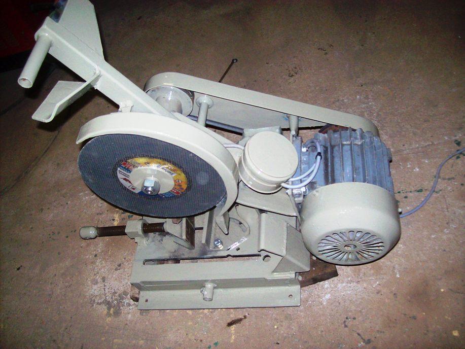 Отрезной станок по металлу дисковый своими руками из болгарки своими руками