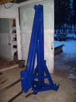 Тракторный подъёмник рулонов.: 100_2800.JPG