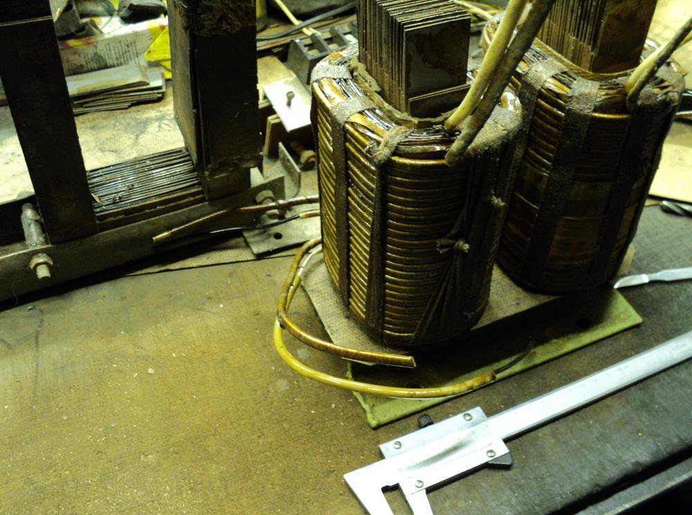 Понижающий трансформатор с 220 на 120 вольт своими руками 7