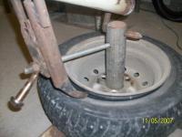 Как сделать шиномонтажный станок?: 100_4379.JPG