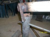Как сделать шиномонтажный станок?: 100_4378.JPG