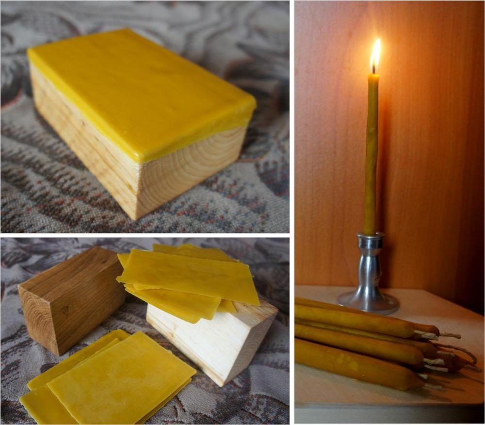Как делать свечи церковные своими руками