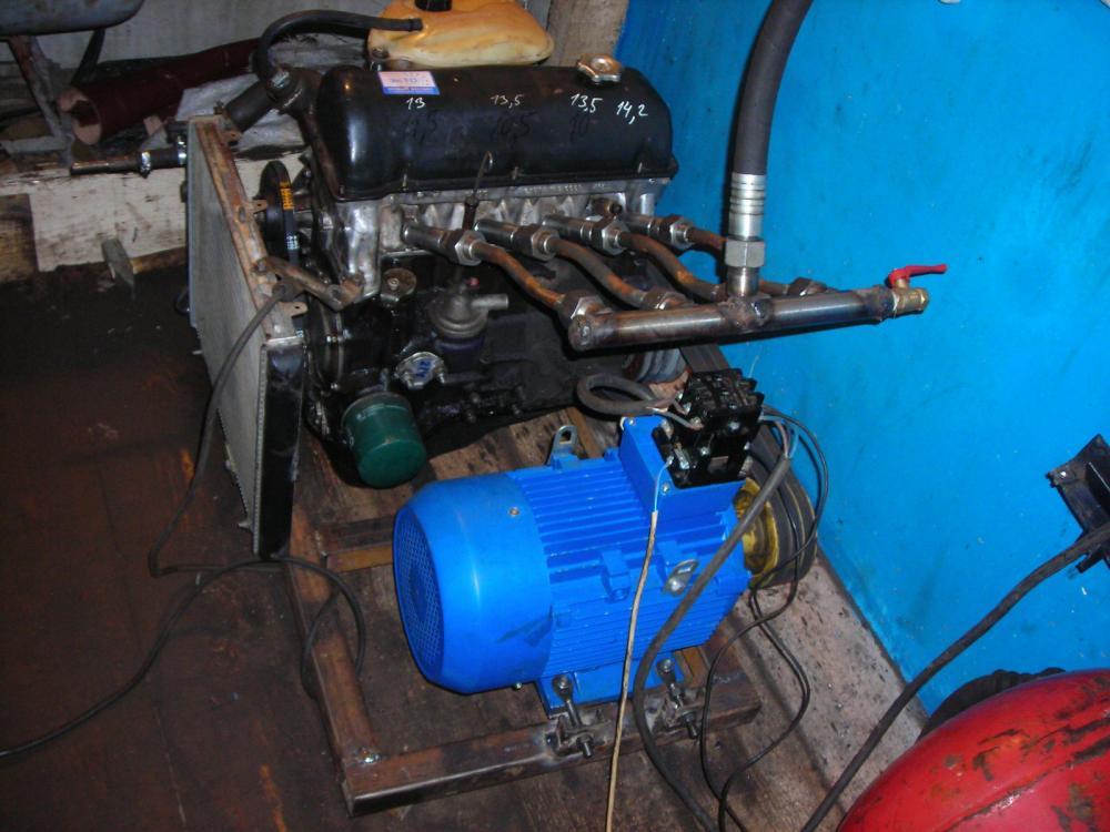 Дополнительное двигателя своими руками 544
