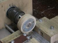Шкивы из фанеры и прочие способы ремонта станков на коленке: шайба.JPG