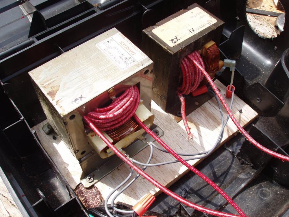 Сварочный аппарат из телевизора своими руками