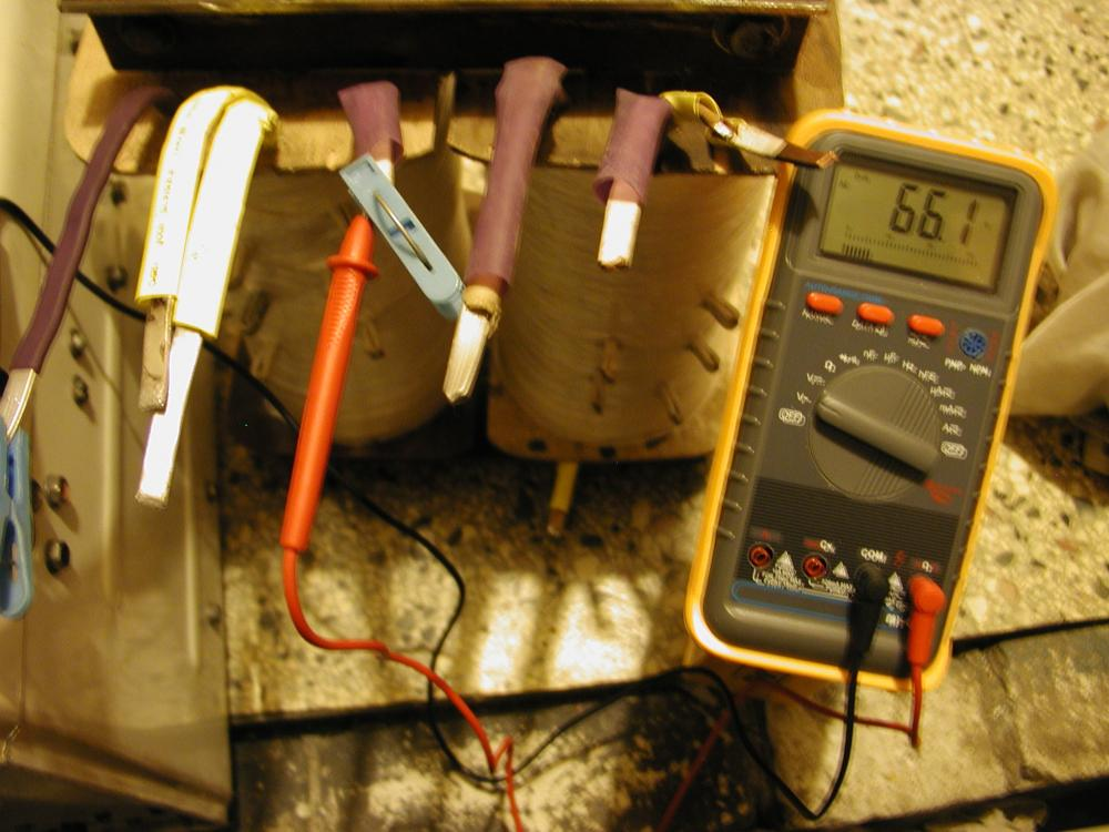 Как сделать 220 на 36 вольт