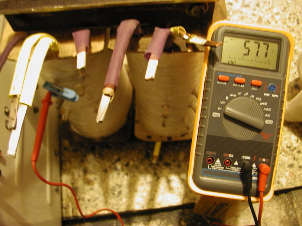 Понижающий трансформатор с 220 на 120 вольт своими руками 64