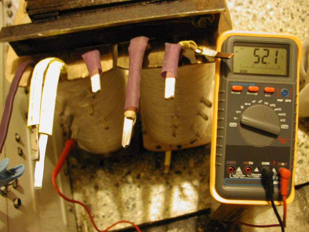 Как сделать на 24 вольта трансформатор