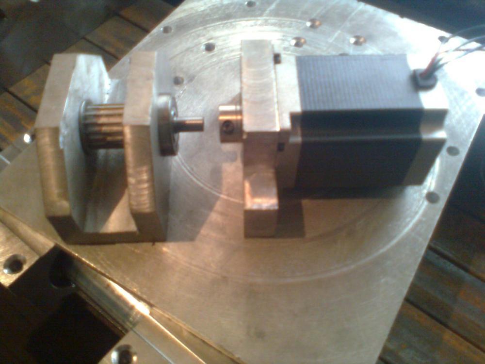 Шаговые двигатели к самодельному станку